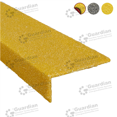 Product photo: Fibreglass (30x70x3) with D/S Tape - Yellow [FBR-7030-YL-DST]