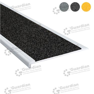 Aluminium Slimline - Black Carbide [GSN-SLR-CBK]