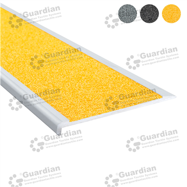 Product photo: Aluminium Slimline - Yellow Carbide [GSN-SLR-CYL]