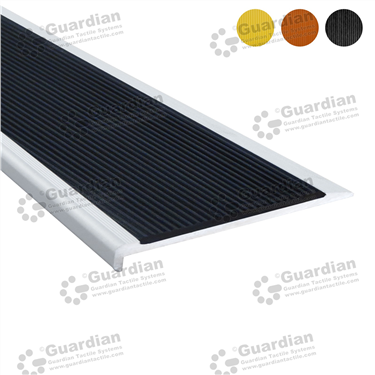Product photo: Aluminium Slimline - Black Polyurethane [GSN-SLR-PBK]