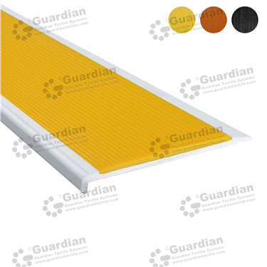 Product photo: Aluminium Slimline - Yellow Polyurethane [GSN-SLR-PYL]