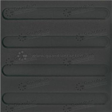 Product photo: Directional Tactile 300x300 - Black [GTS3D-BK]