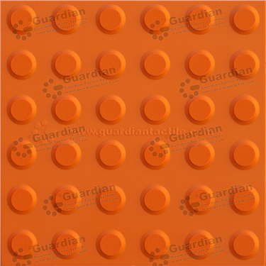 Product photo: Warning Tactile 300x300 - Terracotta [GTS3W-TR]