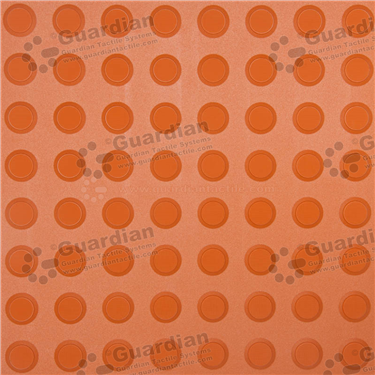 Product photo: Warning Tactile 400x400 - Terracotta [GTS4W-TR]