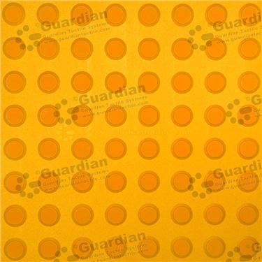 Product photo: Warning Tactile 400x400 - Yellow [GTS4W-YL]
